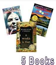 Summer Reading Grade 7 - 9: Finding Miracles; a Wrinkle in Time; the Turnabout; Walk Two Moons