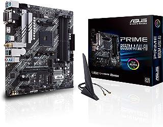 ASUS Prime B550M-A WiFi AM4 Micro-ATX Motherboard