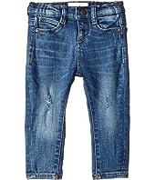 DL1961 Kids - Skinny Jeans in Seattle (Infant)