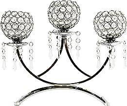 allgala 3-Arm Bowls Tealight Candelabra Candle Holder