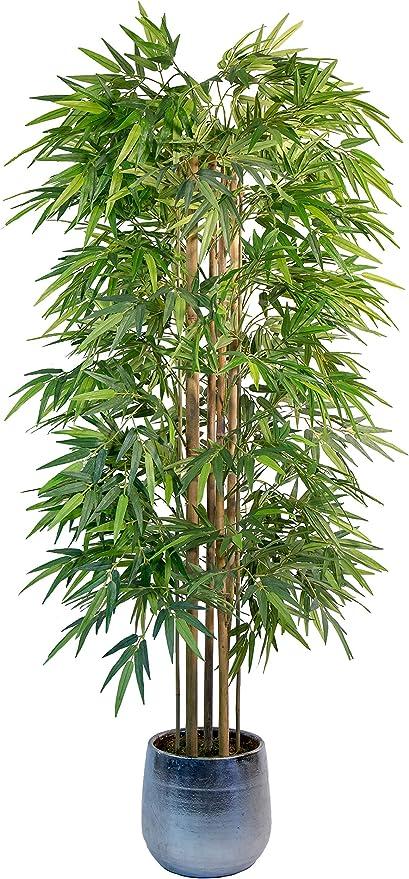 397 opinioni per Bambù artificiale di canne naturali, ideale per la decorazione domestica, albero