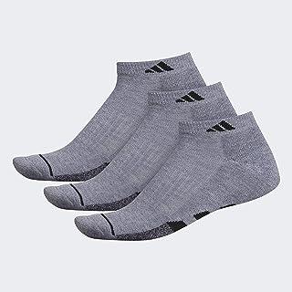 adidas Men's Cushioned Quarter Socks (3-pair)