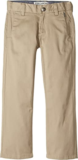 Carter Chino Stretch Pants (Toddler/Little Kids)