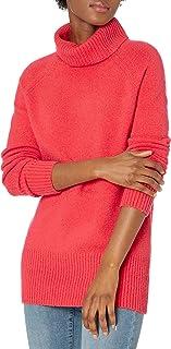 Amazon Brand - Goodthreads Women's Boucle Turtleneck Sweater
