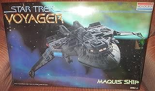 Star Trek Voyager Marquis Ship Model Kit by Monogram