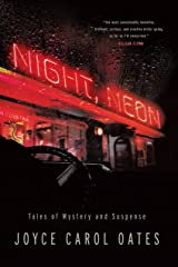 Night, Neon: Tales of Mystery and Suspense Kindle Edition
