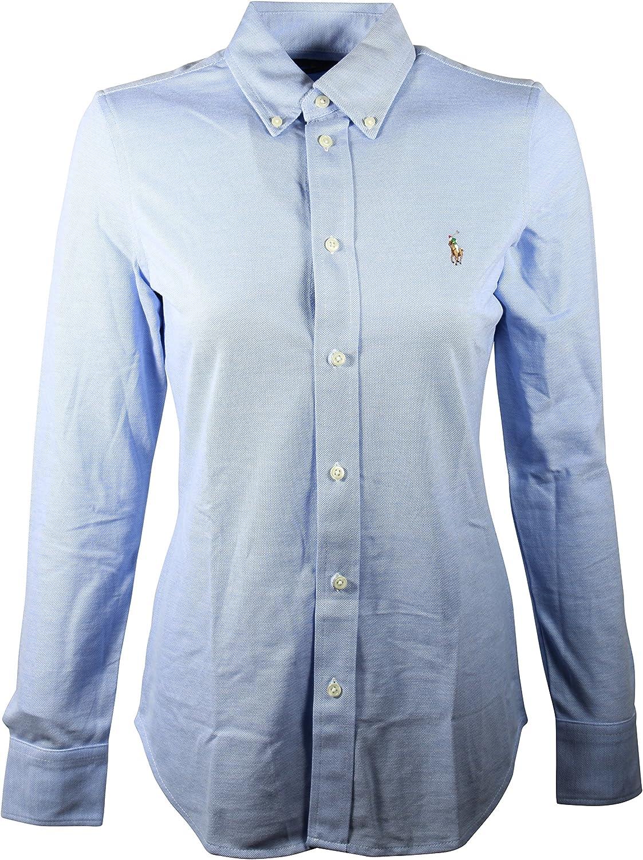 Polo Ralph Lauren Women's Classic Fit Oxford Buttondown Shirt