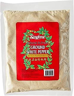 Sing Long Ground White Pepper, 250g