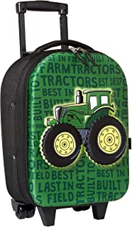 John Deere boys Roller Bag Kid's Backpack One Size