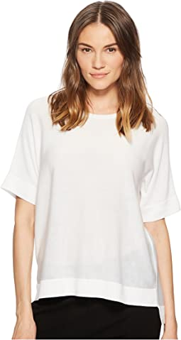 Eileen Fisher - Roundneck Top