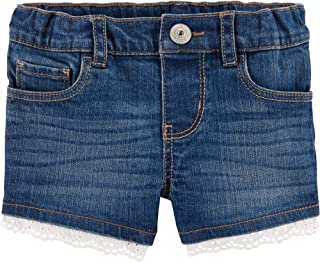OshKosh B'Gosh Girls' Denim Shorts