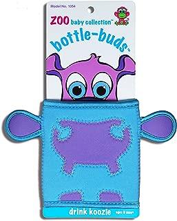KidKusion Bottle-Bud , Blue Hippo