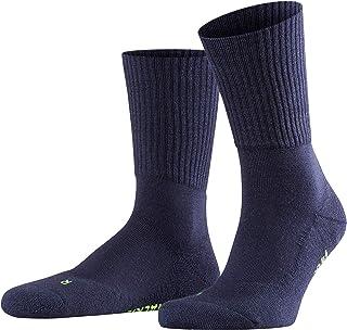 FALKE Unisex Walkie Light Socks Merino Wool Black White More Colours Thick Warm Walking Socks For Men Or Women Calf Length...