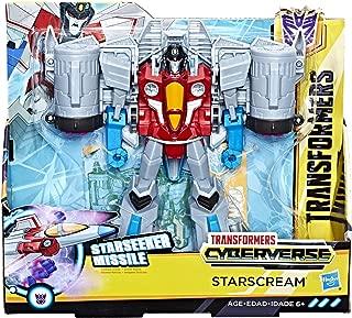 Transformers: Cyberverse Starscream action figure