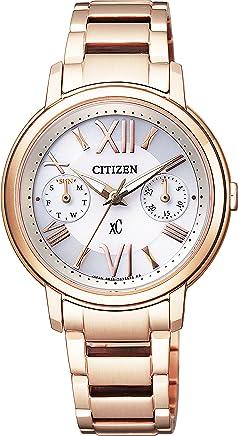 [シチズン]CITIZEN 腕時計 xC クロスシー エコ・ドライブ シンプルアジャスト FD1092-59A レディース