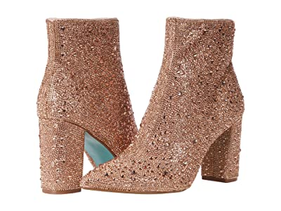 Blue by Betsey Johnson Cady Dress Bootie