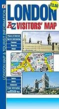 London: A-Z Visitors Map