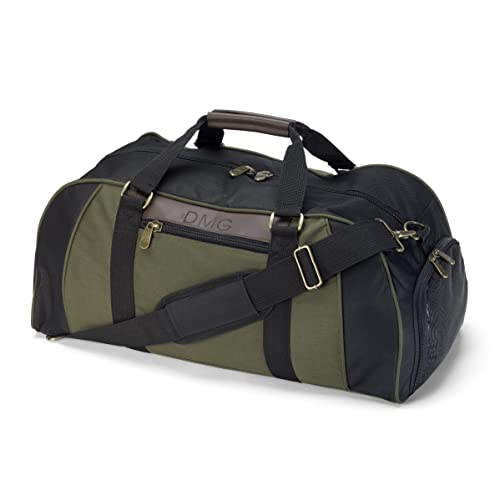 36dd1eb5b3 Men s Personalized Deluxe Duffel Bag For Gym