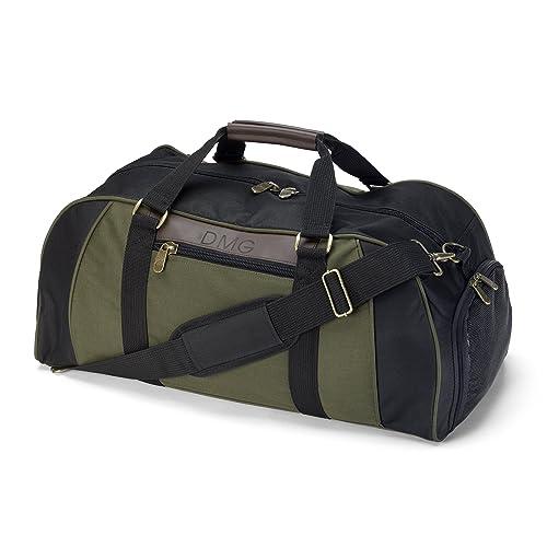 Men s Personalized Deluxe Duffel Bag For Gym b050c8dda18c1