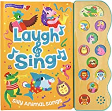 Laugh & Sing: Silly Animal Songs (Early Bird Song Bo (Early Bird Song Books)