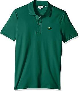 Lacoste Men's Short Sleeve Slim Fit Pique Polo