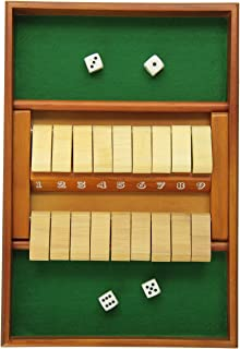 CHH Double Sided 9 Number Shut The Box