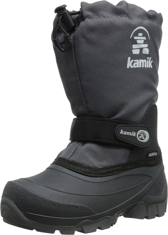 Kamik Snoday Snoday Snoday Winter Stiefel (Toddler Little Kid Big Kid) B00RBSII76  Im Gegensatz zu dem gleichen Absatz b65a3d