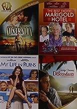 Australia / The Best Exotic Marigold Hotel / My Life in Ruins / The Descendants Quad Feature