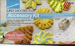 Proctor-Silex Super Shooter Plus Accessory Kit G1010