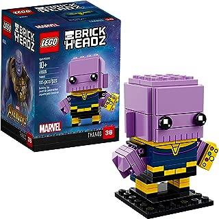 LEGO BrickHeadz Thanos 41605 Building Kit (105 Piece)
