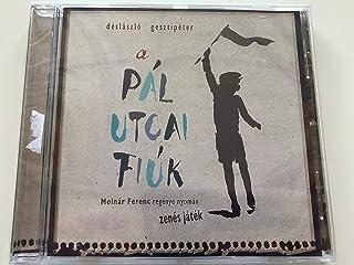 A Pál utcai Fiúk musical