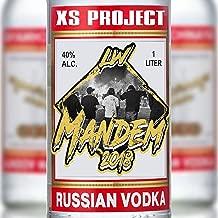 Mandem 2018 (Russian Vodka)