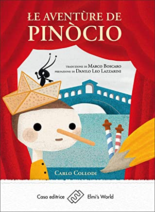 Łe aventùre de Pinòcio: Storia de un buratìn