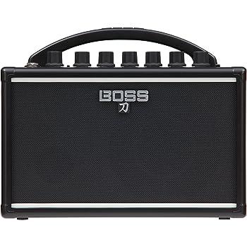 BOSS Katana Compact 7-Watt Guitar Amplifier (KTN-Mini)