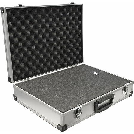 Peaktech P 7265, Custodia Universale per Strumenti di Misura, 1, 390 x 280 x 100 mm