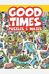 Good Times Puzzles & Mazes Kindle Edition