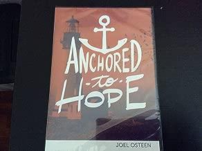 Anchored To Hope - 3 message cd/dvd set Joel Osteen