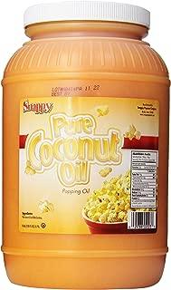 Snappy Popcorn Colored Coconut Oil, 1 Gallon