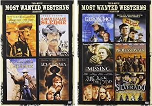 The Most Wanted Western: Complete 10 Movie DVD Collection