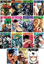 One Punch Man Volume 1-15 Collection 15 Books Set
