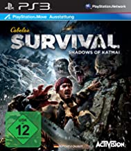 Cabelas Survival PS-3 Relaunch Shadows of Katmai [German Version]