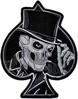 Best ace of spades patch motorcycle Reviews