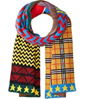 Burberry Kids - Check Scarf (Little Kids/Big Kids)