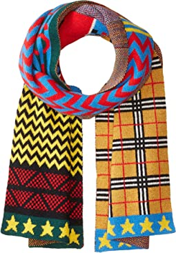 Check Scarf (Little Kids/Big Kids)