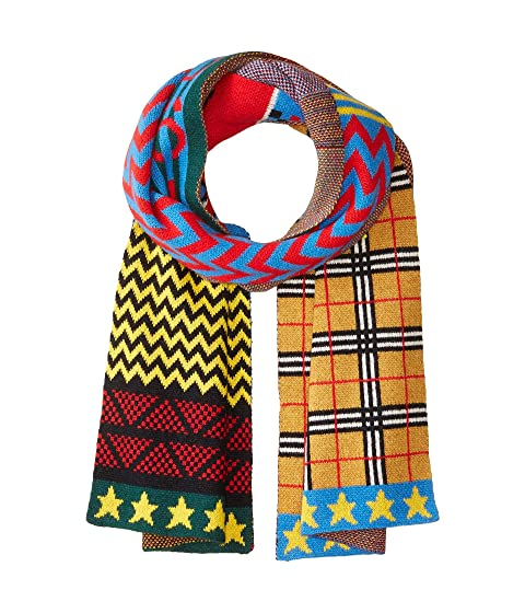Burberry Kids Check Scarf (Little Kids/Big Kids)