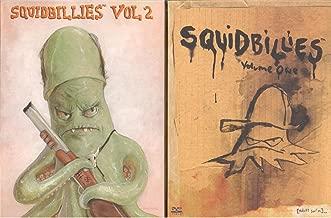 Squidbillies, Vols. 1 & 2
