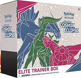 Pokemon TCG: Sun & Moon—Cosmic Eclipse Elite Trainer Box