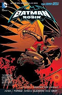 Batman and Robin Vol. 4: Requiem for Damian (The New 52) (Batman & Robin Volumes)