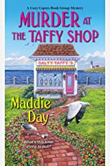 Murder at the Taffy Shop (A Cozy Capers Book Group Mystery 2) Kindle Edition