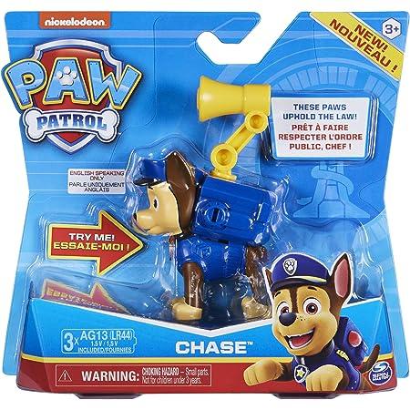 Bizak Patrulla Canina, Figura Heroes Mighty Pups Chase (61928601)